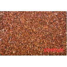 Raudona granito skalda 2-5 mm