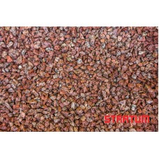 Raudona granito skalda 5-8 mm
