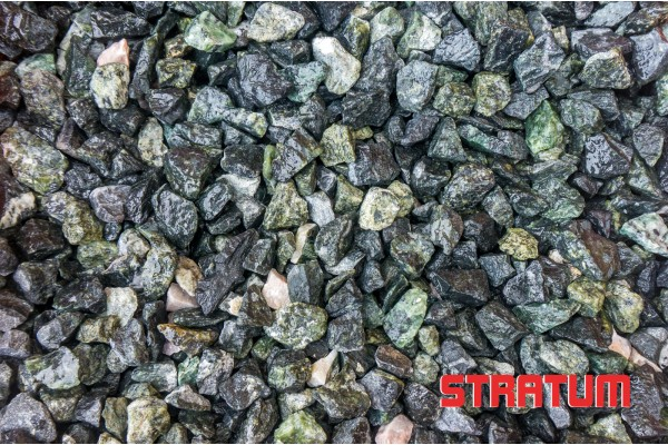 Žalsva granito skalda 8-16 mm