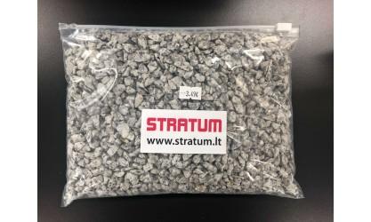 "Granito skalda ""Aguona"" fr. 5-8 mm (1,7 kg)"
