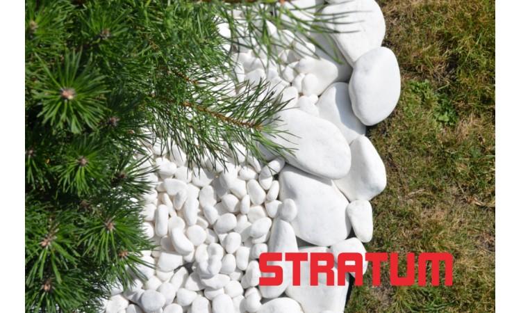 Balti gludinti akmenukai 20-40 mm (800 kg)