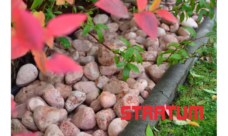 "Akmenys ""Rosso Verona"" 40-60 mm (20 kg)"
