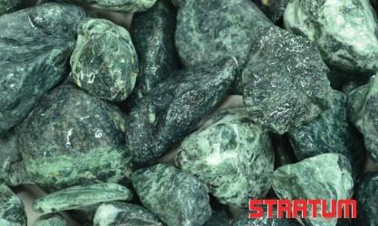 """Akmenys """"Verde Alpi"""" 40-60 mm (20 kg)"""