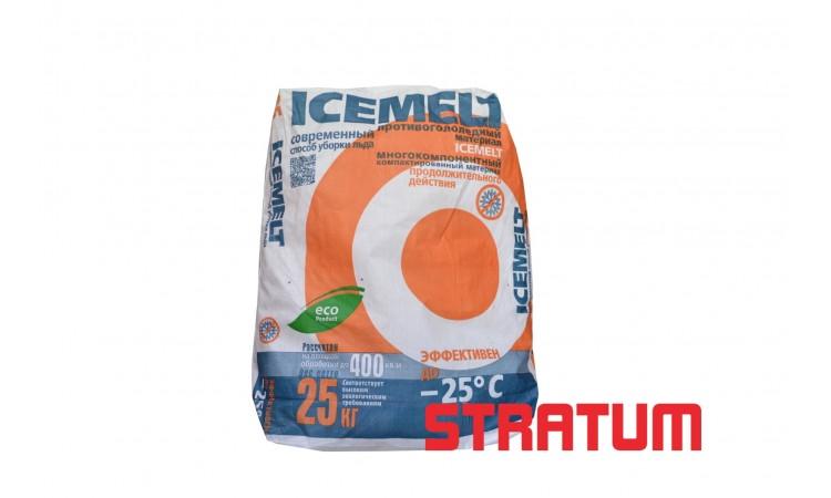 "Ledo tirpinimo medžiaga ""ICEMELT"" (25 kg)"