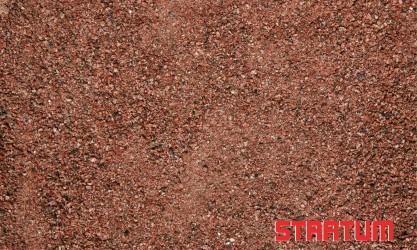 Raudono granito atsijos 0-2 mm (30 kg)