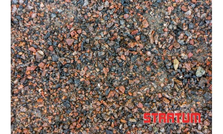 Pilka granito skalda 0-5 mm (30 kg)