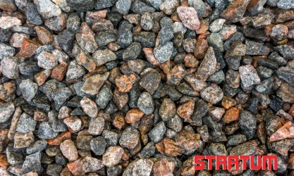 Pilka granito skalda 11-16 mm (1,7 kg)