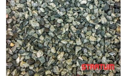 Norvegiška žalsva granito skalda 8-11 mm (30 kg)