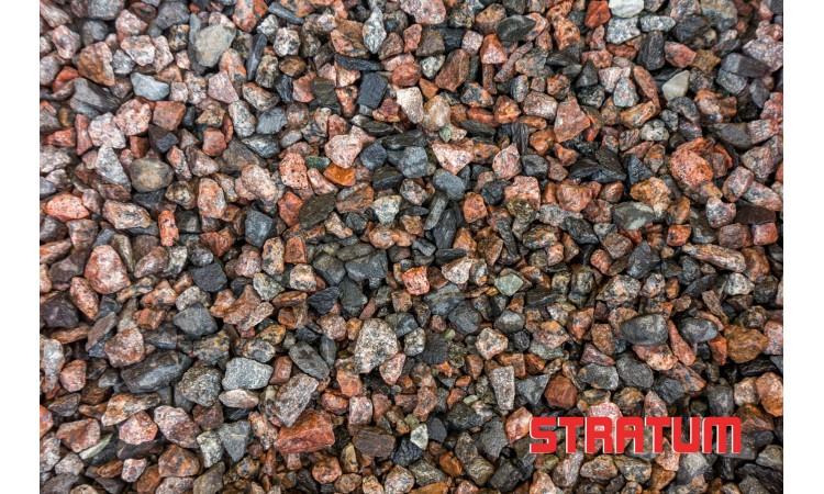 Pilka granito skalda 8-11 mm (1 tona)