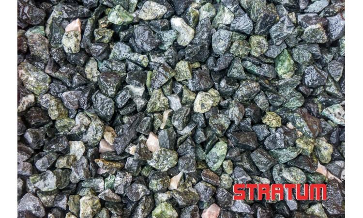 Žalsva granito skalda 8-16 mm (1 tona)