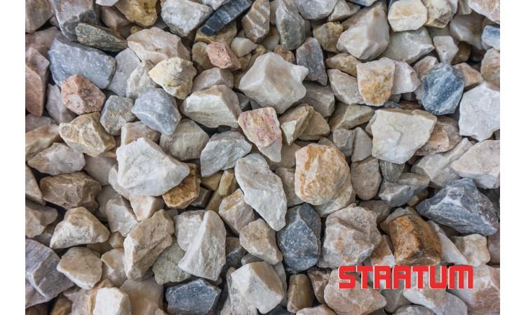 Rausva granito skalda 11-16 mm (30 kg)