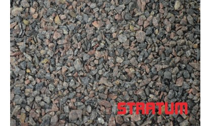 Pilka granito skalda 2-5 mm (30 kg)
