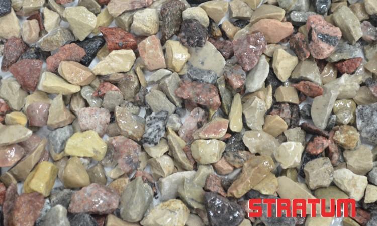 Dekoratyvinė žvyro skalda 5-11 mm (20 kg)