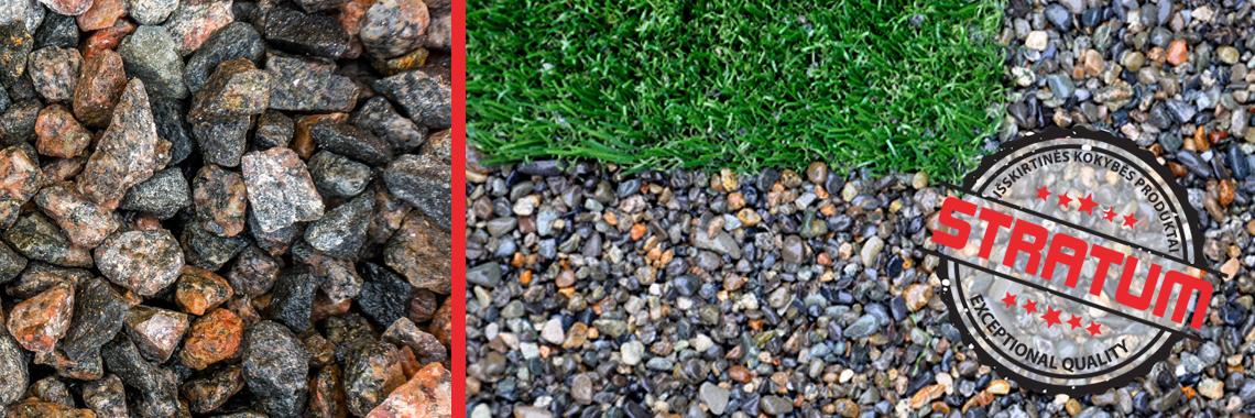 Pilka granito skalda 11-16 mm