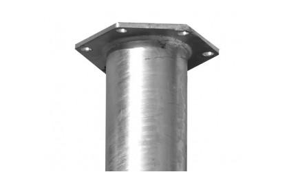 Sraigtinis pamatas SPF/M 76/800 M12